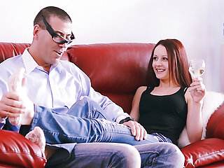 Alysson Sterling in The Serial Dater - PegasProductions